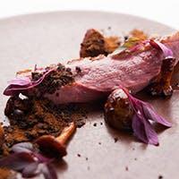 独創的かつ絶妙で繊細なフランス料理