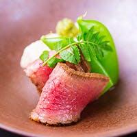 和食20年以上の熟練の職人が織りなす神戸牛ステーキ割烹