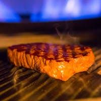 石窯焼きステーキの特徴
