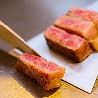 神戸牛を愉しむなら「鉄板焼」に限る