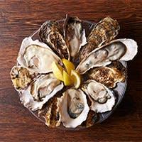 サングリアやワインなど、牡蠣に合うお酒も多数取り揃えております