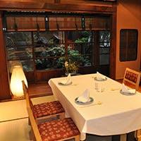 昭和初期から残る、時代を超えた風雅な一軒家