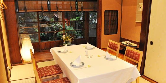 記念日におすすめのレストラン・中国料理 古月 池之端本店の写真1