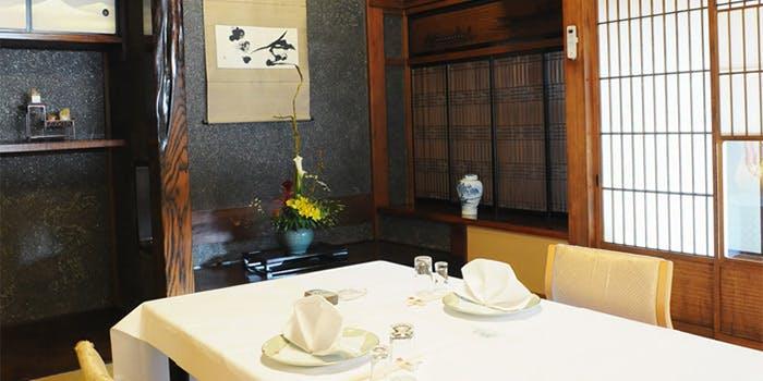 記念日におすすめのレストラン・中国料理 古月 池之端本店の写真2