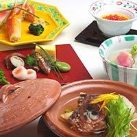 京の伝統の味をお楽しみ頂ける会席