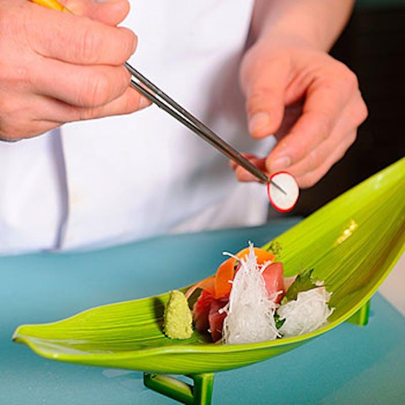 【料理長おまかせコース】 料理長厳選食材をご用意致します。