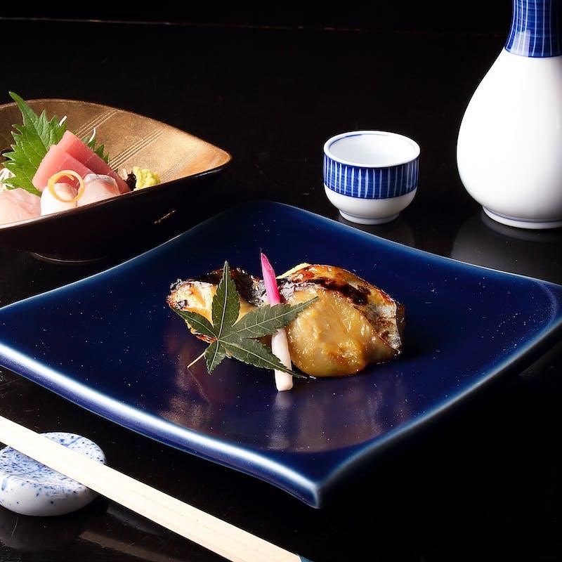楓~かえで~【全7品季節の会席料理】自家製漬け焼き魚や鮮魚のお造りなど+2時間飲み放題