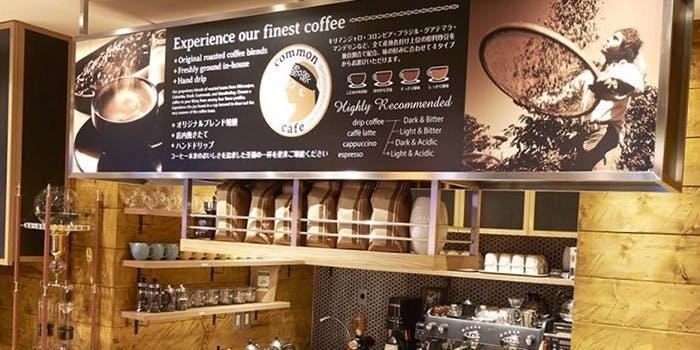 記念日におすすめのレストラン・common cafe 新宿東口店の写真1