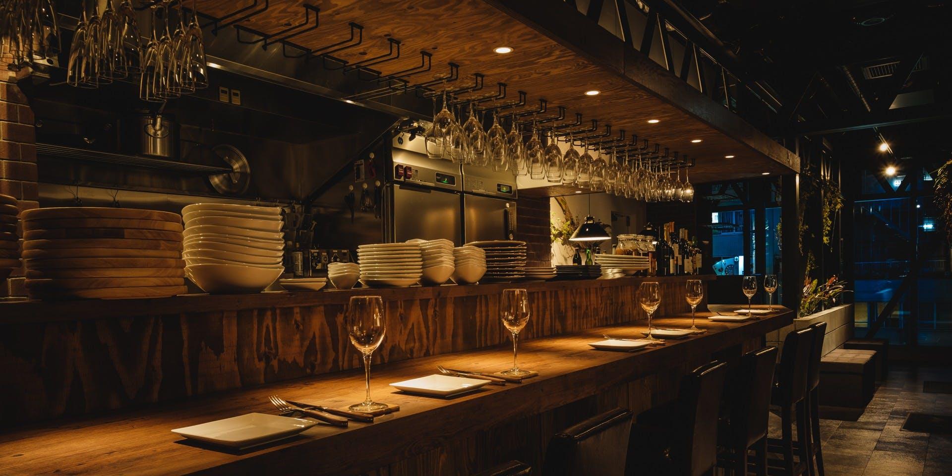 記念日におすすめのレストラン・プロースト 東京 上野店の写真1