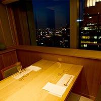 丸ビル35階からの最高の眺望を