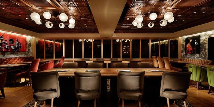 記念日におすすめのレストラン・麻布十番 焼肉 Kintanの写真2