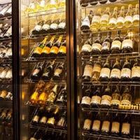 焼肉とワインのマリアージュが当店のコンセプト