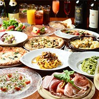 トスカーナ地方の料理をベースにした人気のイタリアン