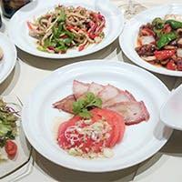 あまり知られていない中華・イタリアンの創作料理などもございます