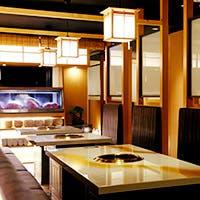 神田でのビジネス接待や宴会に相応しい和モダンな個室