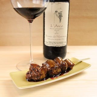 日本を代表するソムリエ監修の、焼鳥×ワインのペアリングコース
