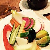 旬の素材を美味しくシンプルに! 素朴で気取らないイタリアのクラシックなお料理