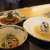 季節に合わせた旬な食材で、和食を遊ぶ