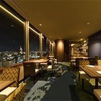 ワンランク上の上質な空間と料理。景色と共にお食事をお楽しみください