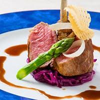 素晴しい眺望と本場のフランス料理をお楽しみいただけます
