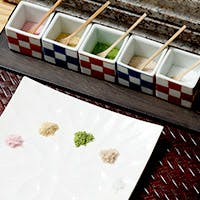 素材のうまみを引き立てる5種類の塩
