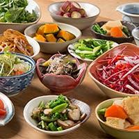野菜で季節を感じる話題のお店「やさい家めい」
