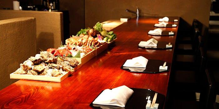 記念日におすすめのレストラン・東麻布 不風流の写真1