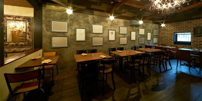 記念日におすすめのレストラン・旬熟成 六本木店の写真1
