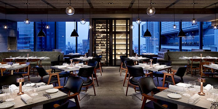 Johnnie's Brasserie / JRゲートタワー13階
