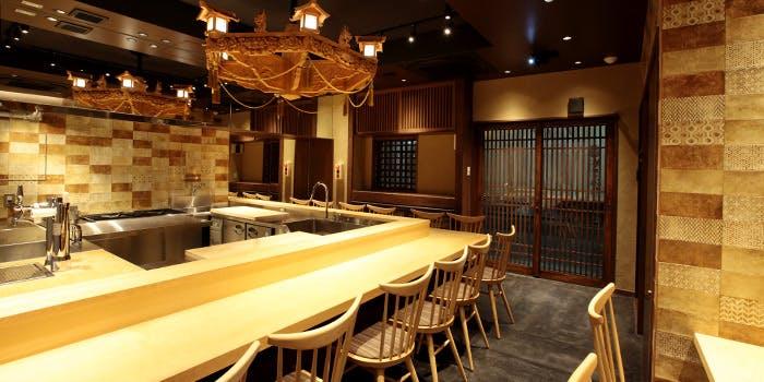 祐天寺 カフェ ランチ おすすめ イタリアン フレンチ 和食 評判 寿司の磯松 内装 雰囲気 店内