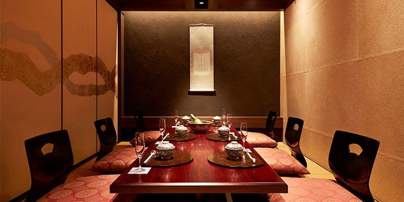 記念日におすすめのレストラン・個室和食 東山 新宿本店の写真1