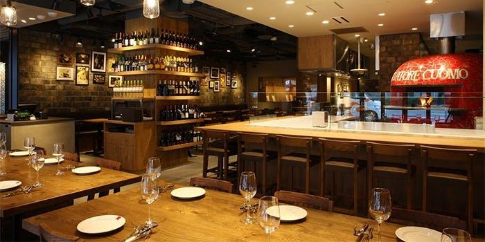 記念日におすすめのレストラン・SALVATORE CUOMO&BAR 小倉の写真1