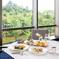 和歌山城を望む開放的なロケーション