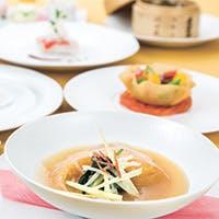 四季折々の旬の味覚に酔いしれる伝統の中国料理