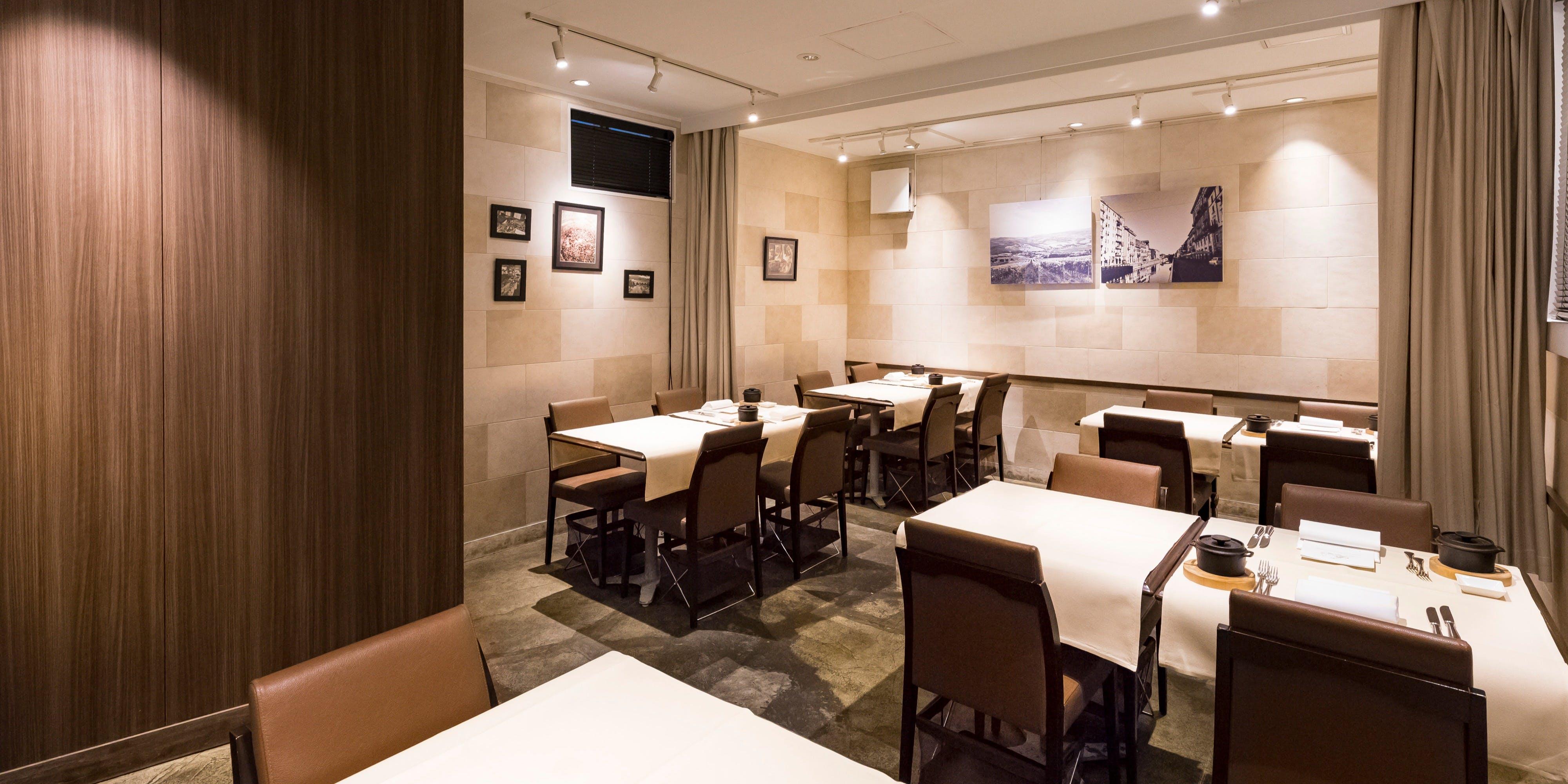 記念日におすすめのレストラン・テラットリア エッフェの写真1