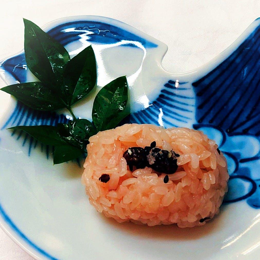 お祝い用お赤飯※誕生日・記念日のご利用の方限定