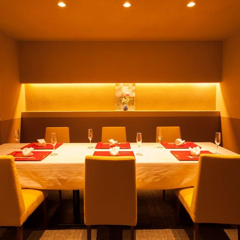 【千成】和牛肉料理or魚料理選べるメイン 全6品+1ドリンク(個室確約)
