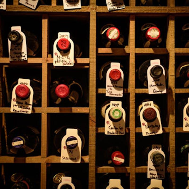 【一休限定ショートコース】ワインペアリング3種付きの全5品