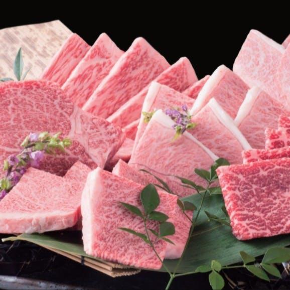 最高級A5 等級の牛肉の中でもさらに希少な「薩摩牛 4%の奇跡」