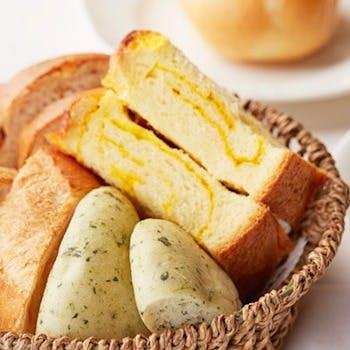 創業150年老舗木村家のパンが食べ放題