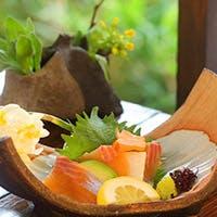 膳を彩る阿蘇の豊かな食材