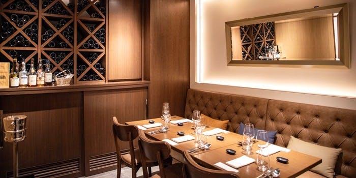 記念日におすすめのレストラン・レ・コパン ドゥ ドミニク・ブシェの写真2