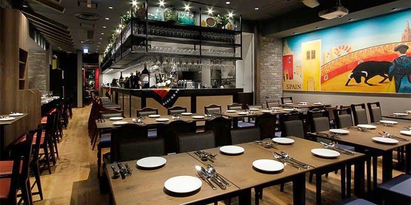 記念日におすすめのレストラン・リザラン新橋の写真1