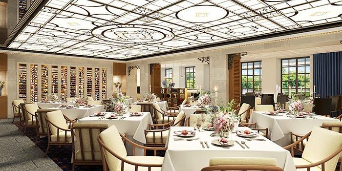 記念日におすすめのレストラン・リストランテ カノビアーノ/ホテル雅叙園東京の写真1