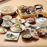 日本料理 徳ふくしま