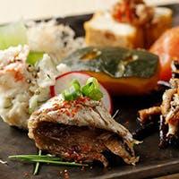 こだわりの九州食材と職人の技が魅せる本格和食