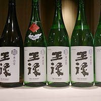 店主が惚れ込んだ島根県の銘酒「王祿」