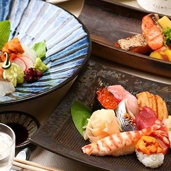 美味しいお鮨と季節の酒肴