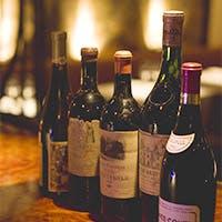 和洋折衷料理と珠玉のワインのマリアージュ