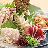 秋田の郷土料理と地酒